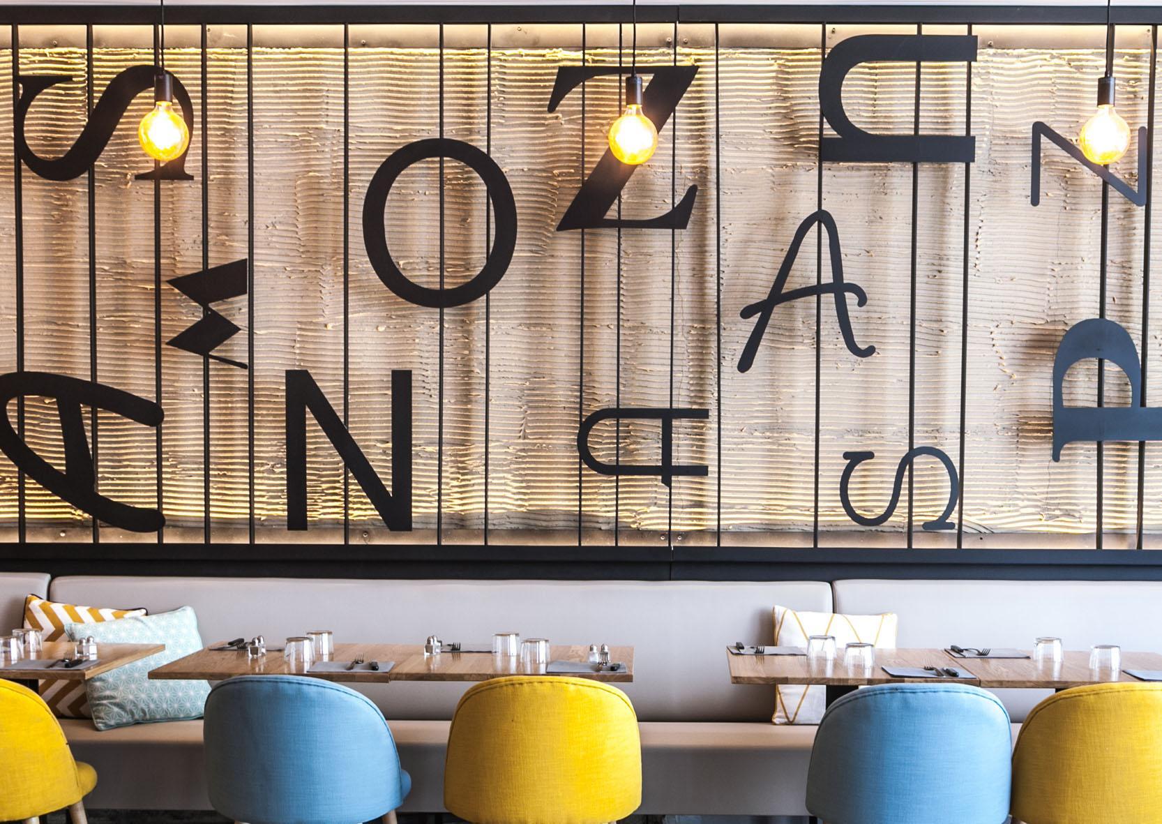 Architecte d int rieur biarritz dalga decor d coration for Decoration interieur restaurant