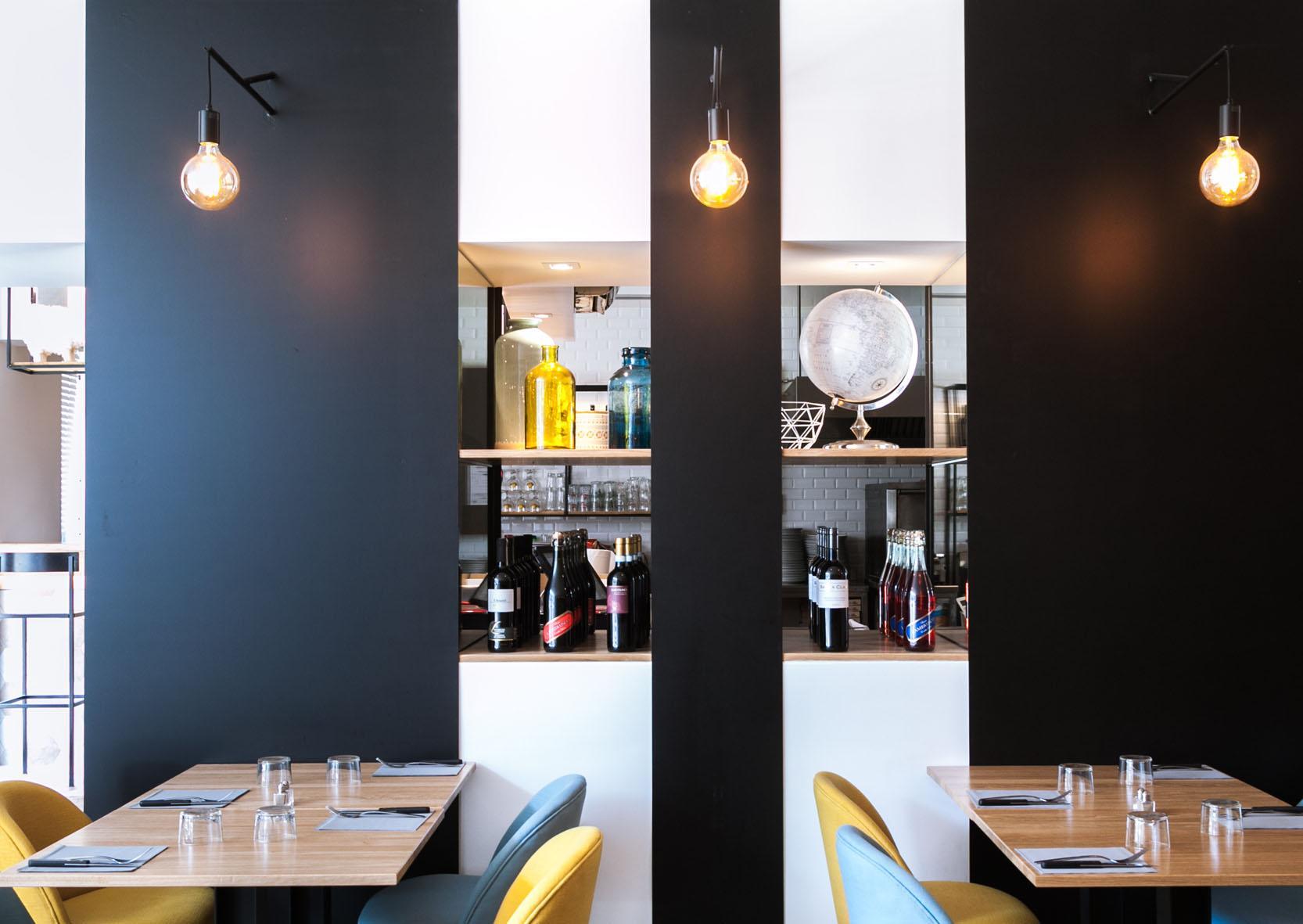 decoration interieur de restaurant cool dcoration intrieure restaurant caen calvados en. Black Bedroom Furniture Sets. Home Design Ideas